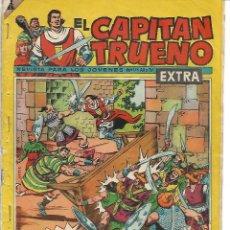 Tebeos: EL CAPITAN TRUENO EXTRA - NUM 176 - ORIGINAL. Lote 147039554