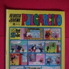 Tebeos: PULGARCITO Nº 2015, EDITORIAL BRUGUERA - 1969. Lote 147045222