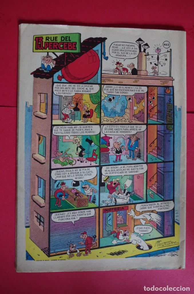 Tebeos: TIO VIVO Nº 462 BRUGUERA 1970 - Foto 2 - 147057890