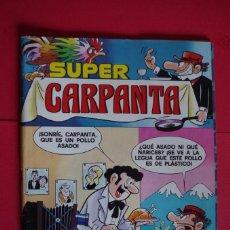 Tebeos: SUPER CARPANTA Nº 11 AÑO 1978 EDITORIAL BRUGUERA. Lote 147075454