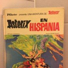 Tebeos: ASTERIX EN HISPANIA - PILOTE, ED. BRUGUERA - DIBUJOS UDERZO, GUION GOSCINNY. Lote 147078846