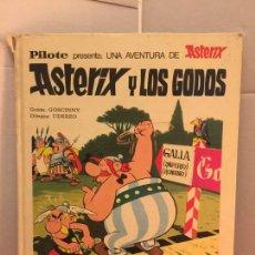 Tebeos: ASTERIX Y LOS GODOS - PILOTE, ED. BRUGUERA - DIBUJOS UDERZO, GUION GOSCINNY. Lote 147078962