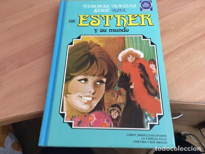 Tebeos: ESTHER Y SU MUNDO LOTE TOMOS Nº 1, 2, 3, 4, 5, 6,7 Y 8 (BRUGUERA) (COIM19) - Foto 16 - 222626181
