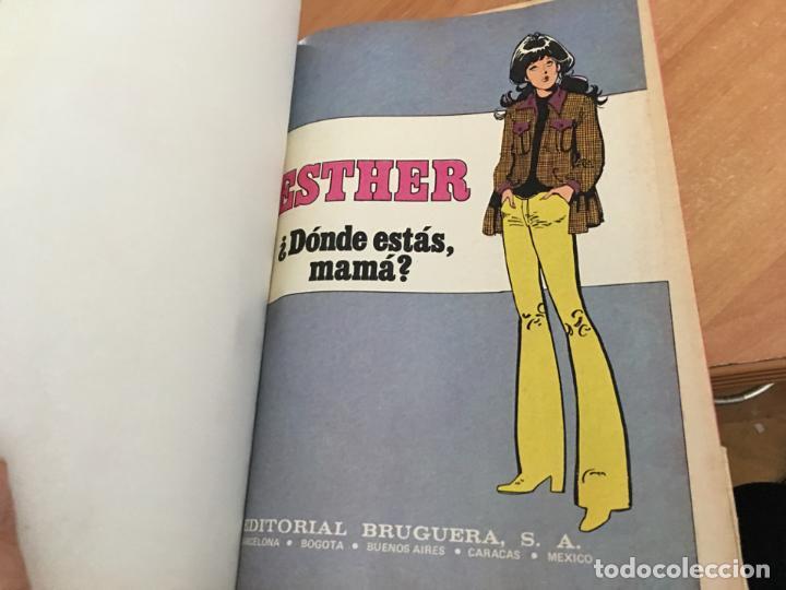Tebeos: ESTHER Y SU MUNDO LOTE TOMOS Nº 1, 2, 3, 4, 5, 6,7 Y 8 (BRUGUERA) (COIM19) - Foto 23 - 222626181