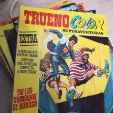 Tebeos: COMIC TRUENO COLOR SUPERAVENTIRAS Nº10 SEGUNDA EPOCA EXTRA CAPITAN TRUENO. Lote 147106034