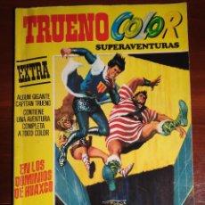 Tebeos: TRUENO COLOR SUPERAVENTURAS. EXTRA. EN LOS DOMINIOS DE HUAXCO. Nº:10. SEGUNDA ÉPOCA.. Lote 147109602