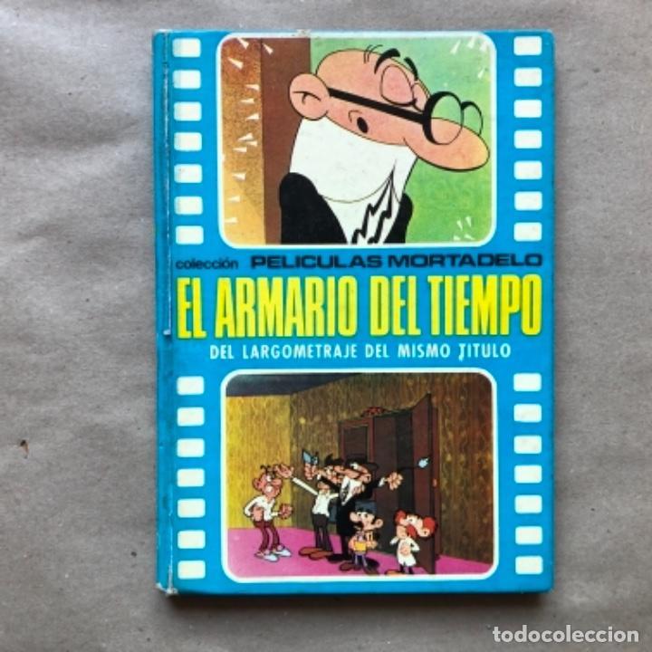 Tebeos: COLECCIÓN PELÍCULAS DE MORTADELO. LOTE CON 4 PRIMEROS NÚMEROS. EDITORIAL BRUGUERA 1973 (1ªEDICIÓN). - Foto 2 - 147139626