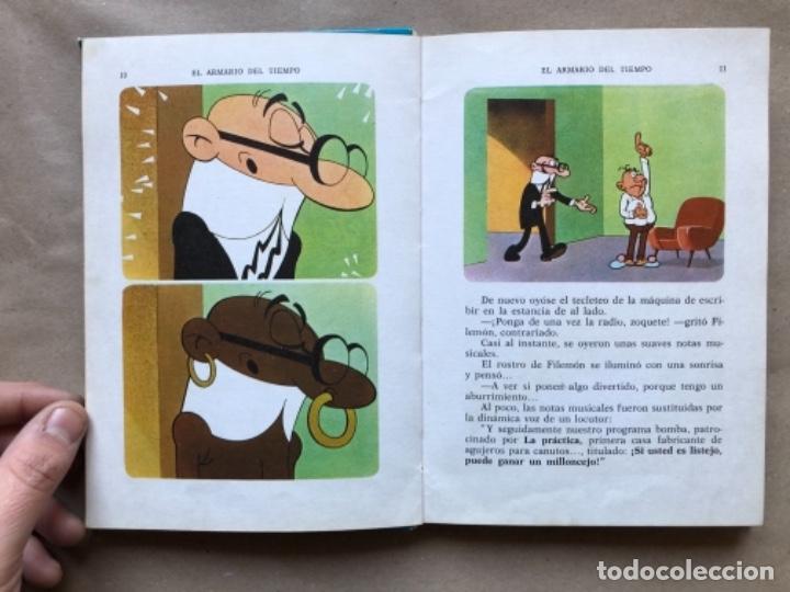 Tebeos: COLECCIÓN PELÍCULAS DE MORTADELO. LOTE CON 4 PRIMEROS NÚMEROS. EDITORIAL BRUGUERA 1973 (1ªEDICIÓN). - Foto 4 - 147139626