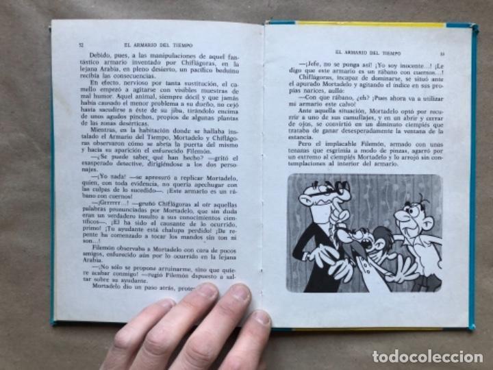 Tebeos: COLECCIÓN PELÍCULAS DE MORTADELO. LOTE CON 4 PRIMEROS NÚMEROS. EDITORIAL BRUGUERA 1973 (1ªEDICIÓN). - Foto 7 - 147139626