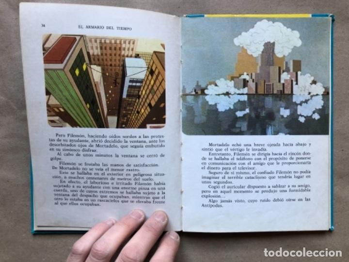 Tebeos: COLECCIÓN PELÍCULAS DE MORTADELO. LOTE CON 4 PRIMEROS NÚMEROS. EDITORIAL BRUGUERA 1973 (1ªEDICIÓN). - Foto 9 - 147139626