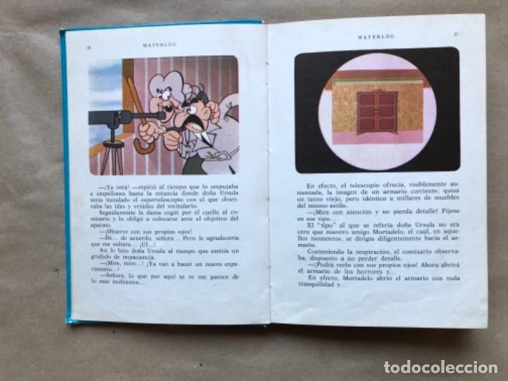 Tebeos: COLECCIÓN PELÍCULAS DE MORTADELO. LOTE CON 4 PRIMEROS NÚMEROS. EDITORIAL BRUGUERA 1973 (1ªEDICIÓN). - Foto 13 - 147139626