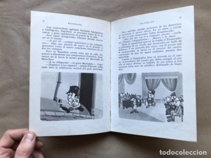 Tebeos: COLECCIÓN PELÍCULAS DE MORTADELO. LOTE CON 4 PRIMEROS NÚMEROS. EDITORIAL BRUGUERA 1973 (1ªEDICIÓN). - Foto 14 - 147139626