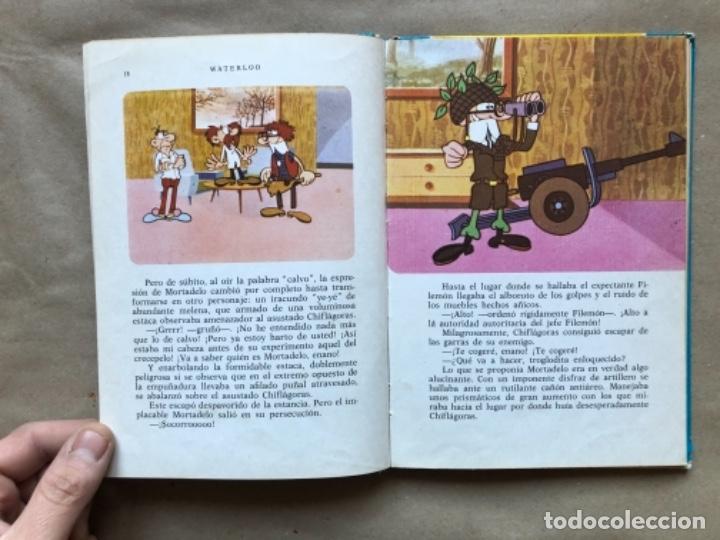 Tebeos: COLECCIÓN PELÍCULAS DE MORTADELO. LOTE CON 4 PRIMEROS NÚMEROS. EDITORIAL BRUGUERA 1973 (1ªEDICIÓN). - Foto 15 - 147139626