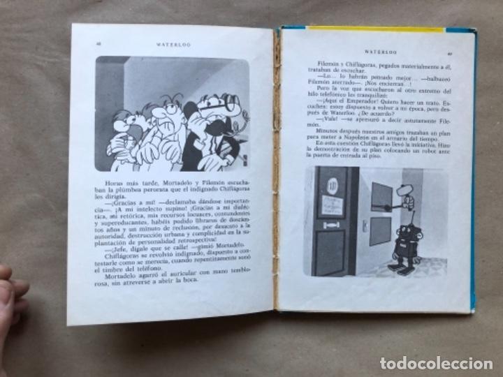 Tebeos: COLECCIÓN PELÍCULAS DE MORTADELO. LOTE CON 4 PRIMEROS NÚMEROS. EDITORIAL BRUGUERA 1973 (1ªEDICIÓN). - Foto 17 - 147139626