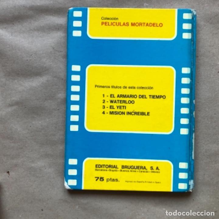 Tebeos: COLECCIÓN PELÍCULAS DE MORTADELO. LOTE CON 4 PRIMEROS NÚMEROS. EDITORIAL BRUGUERA 1973 (1ªEDICIÓN). - Foto 18 - 147139626