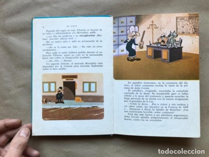 Tebeos: COLECCIÓN PELÍCULAS DE MORTADELO. LOTE CON 4 PRIMEROS NÚMEROS. EDITORIAL BRUGUERA 1973 (1ªEDICIÓN). - Foto 22 - 147139626