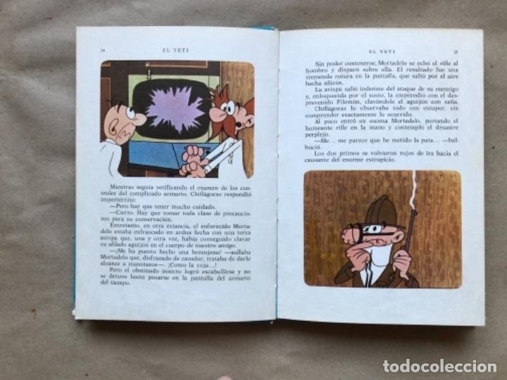 Tebeos: COLECCIÓN PELÍCULAS DE MORTADELO. LOTE CON 4 PRIMEROS NÚMEROS. EDITORIAL BRUGUERA 1973 (1ªEDICIÓN). - Foto 23 - 147139626