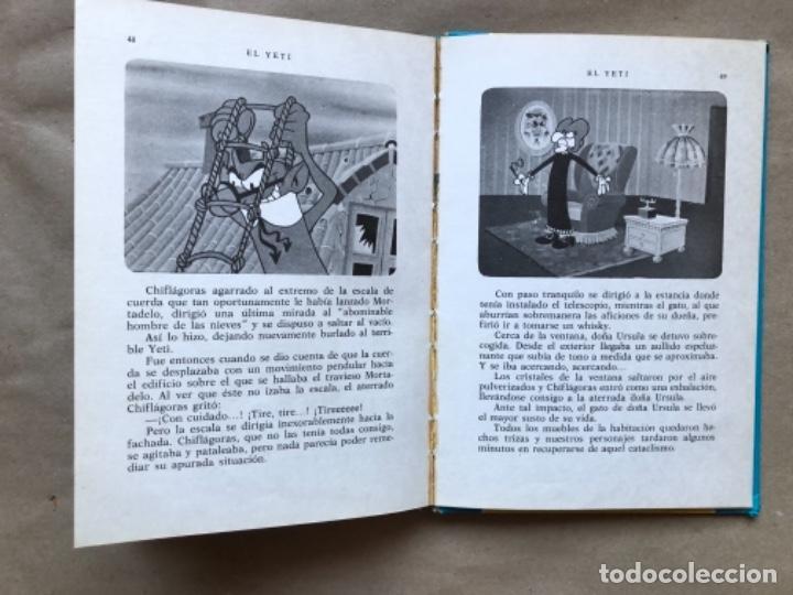 Tebeos: COLECCIÓN PELÍCULAS DE MORTADELO. LOTE CON 4 PRIMEROS NÚMEROS. EDITORIAL BRUGUERA 1973 (1ªEDICIÓN). - Foto 26 - 147139626