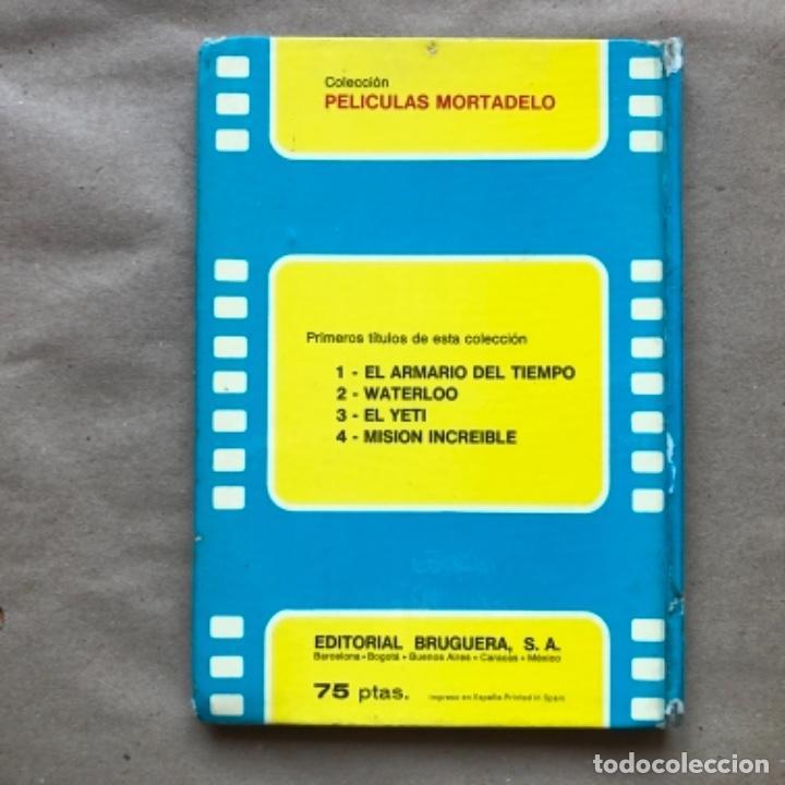 Tebeos: COLECCIÓN PELÍCULAS DE MORTADELO. LOTE CON 4 PRIMEROS NÚMEROS. EDITORIAL BRUGUERA 1973 (1ªEDICIÓN). - Foto 35 - 147139626