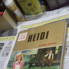 Tebeos: HEIDI. HISTORIAS COLOR.1 EDICION. Lote 147329096