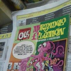 Tebeos: MORTADELO Y FILEMON.OLE.99. 2 EDICION. 1976. Lote 147330066