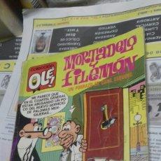 Tebeos: MORTADELO Y FILEMON.OLE.105. 2 EDICION. 1976. Lote 147330556