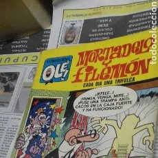 Tebeos: MORTADELO Y FILEMON.OLE.37. 1 EDICION. 1973.. Lote 147330794