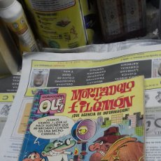 Tebeos: MORTADELO Y FILEMON.OLE.81.1 EDICION 1973.. Lote 147331205