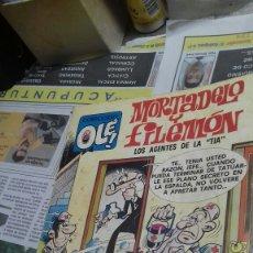 Tebeos: MORTADELO Y FILEMON.OLE.124. 1 EDICION. 1976. Lote 147331573
