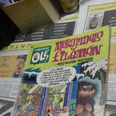 Tebeos: MORTADELO Y FILEMON.OLE.111.2 EDICION. 1978. Lote 147332121