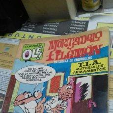 Tebeos: MORTADELO Y FILEMON.OLE.100. 2 EDICION. 1976. Lote 147332300