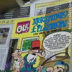 Tebeos: MORTADELO Y FILEMON.OLE.86. 2 EDICION. 1975. Lote 147332577