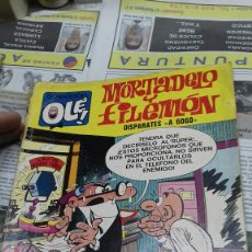Tebeos: MORTADELO Y FILEMON.OLE.90. 1 EDICION. 1973. Lote 147342386