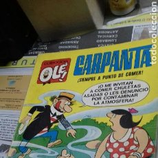 Tebeos: CARPANTA. 30. 2 EDICION. 1977. Lote 147345128