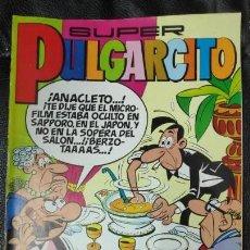 Tebeos: SUPER PULGARCITO Nº 16 16 PESETAS AÑO 1972. Lote 147351182