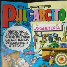 Tebeos: SUPER PULGARCITO Nº 19 16 PESETAS AÑO 1972. Lote 147359994