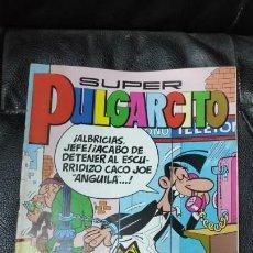 Tebeos: SUPER PULGARCITO Nº 20 16 PESETAS AÑO 1972. Lote 147360714