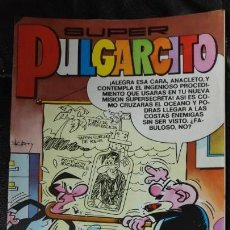 Tebeos: SUPER PULGARCITO Nº 64 25 PESETAS AÑO 1976. Lote 147451902