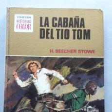 Tebeos: LA CABAÑA DEL TÍO TOM. BEECHER STOWE.. Lote 147464702