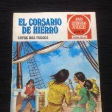 Tebeos: EL CORSARIO DE HIERRO. Lote 147484126