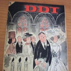 Tebeos: DDT - Nº 769 - AÑO 1966. Lote 147506390