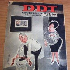 Tebeos: DDT - Nº 771 - AÑO 1966. Lote 147508726
