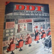 Tebeos: DDT - Nº 777 - AÑO 1966 - BUEN ESTADO. Lote 147528142