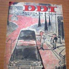 Tebeos: DDT - Nº 783 - AÑO 1966. Lote 147531822