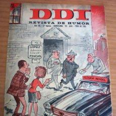 Tebeos: DDT - Nº 785 - AÑO 1966 - BUEN ESTADO. Lote 147532722