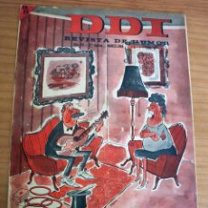 Tebeos: DDT - Nº 786 - AÑO 1966. Lote 147533410