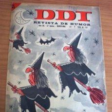 Tebeos: DDT - Nº 787 - AÑO 1966. Lote 147535122