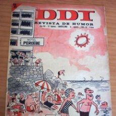 Tebeos: DDT - Nº 788 - AÑO 1966. Lote 147535774