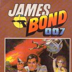 Tebeos: JAMES BOND 007 *** BRUGUERA SELECCIÓN NÚMERO 1. Lote 147536402