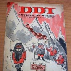 Tebeos: DDT - Nº 790 - AÑO 1966. Lote 147536774